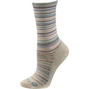 Chaussette Scamper Stripe Merinomax de Merrell : Le confort absolu,  garde au sec  et au frais été comme hiver