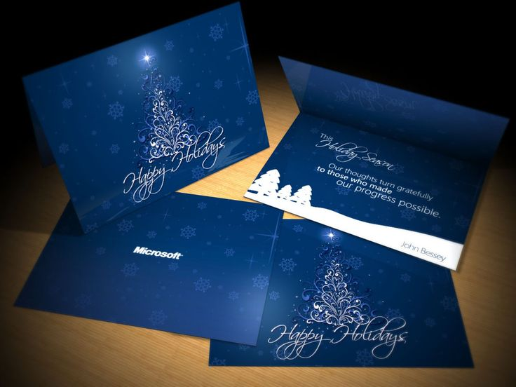 Christmas Card for Microsoft Philippines by nordzromulo