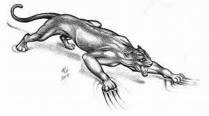 Výsledek obrázku pro puma tattoo