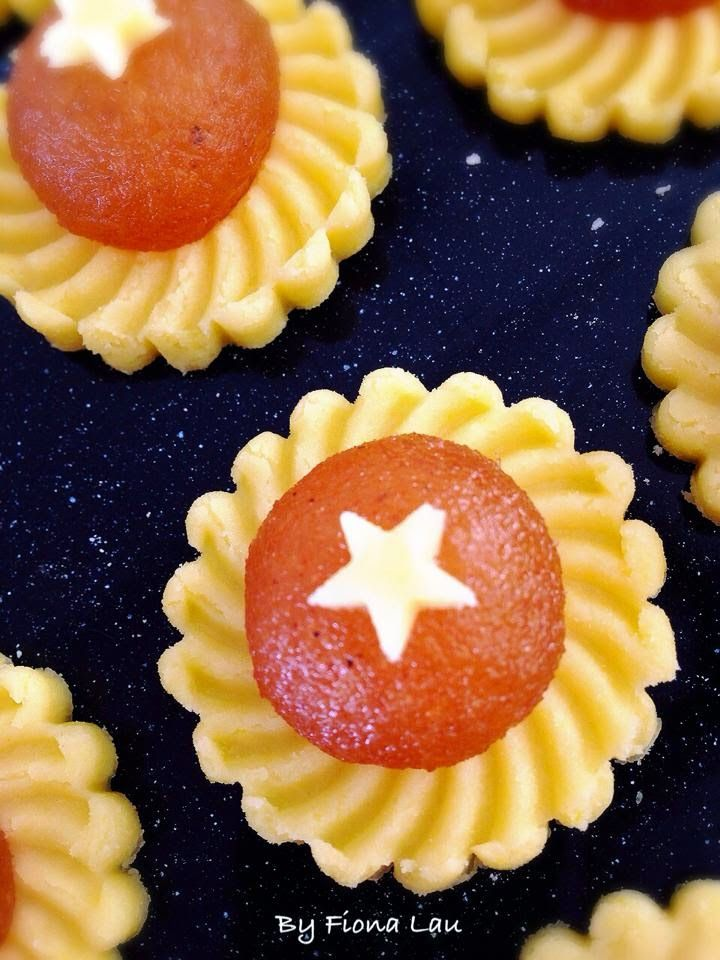 Baking's Corner: Fiona Open Tarts - Pineapple tarts - by Fiona Lau