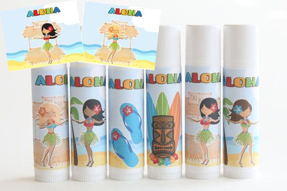 Luau Hawaiian Party Favors  Luau Theme  Kids by NanasPartyPalace, $12.00