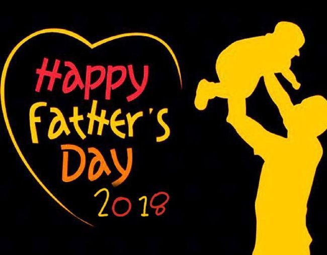Funny Happy Father's Day Images N Quotes 2018 On Good Morning  #happyfathersda...