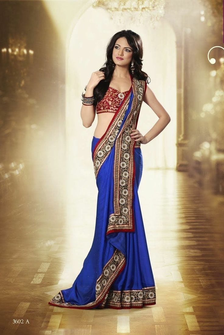 Best Beautiful Indian Sarees and Accessories