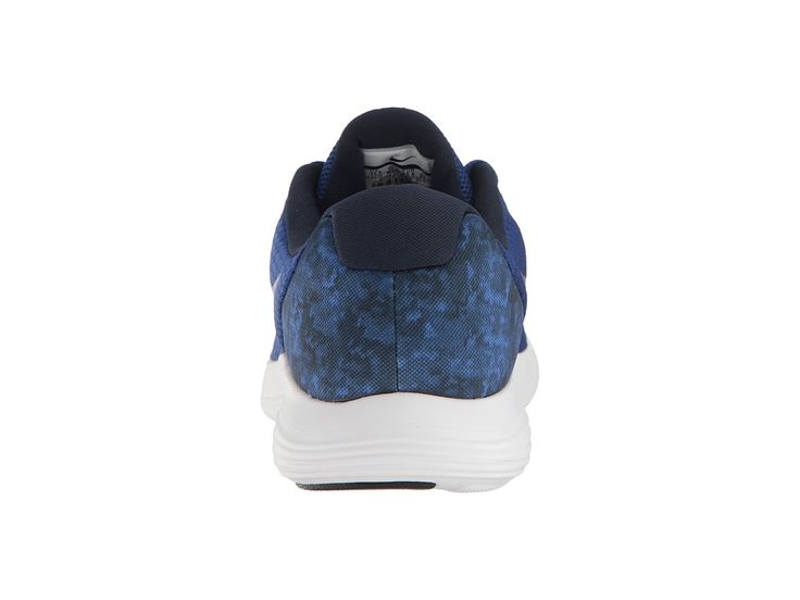 Nike Lunar Converge Premium Men's Shoes Deep Royal Blue/Obsidian/Medium Blue
