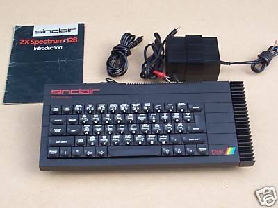Sinclair ZX Spectrum 128. That's my fave model and the one I wanna own again someday!