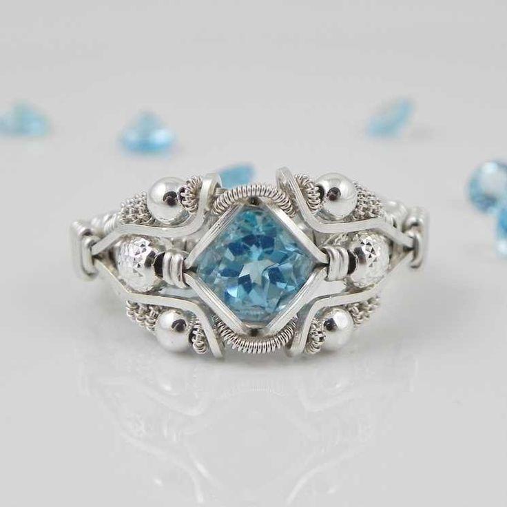 4809 best wire jewelry images on Pinterest   Wire jewelry, Jewelery ...