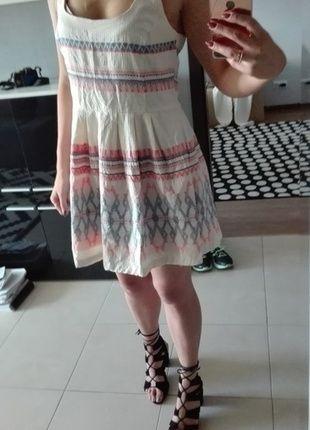 Kup mój przedmiot na #vintedpl http://www.vinted.pl/damska-odziez/krotkie-sukienki/14395925-pullbear-rozkloszowana-sukienka-nowa-z-metka-ml
