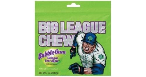 Big League Chew - Sour Apple