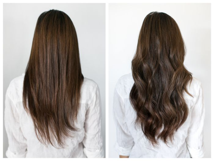 54 best tape hair extensions images on pinterest make up colors clip in hair extensions before and after and how to do your own hair extensions with pmusecretfo Images