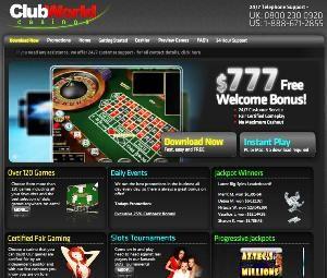 cwc casino casino bonus