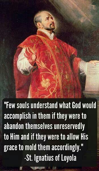 saint ignatius christian personals Theology, holy fathers heritage message of his beatitude ignatius iv lectures, seminars, theology, holy fathers heritage, personals see.