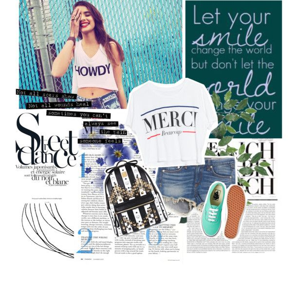 """""""smile with you here"""" by yunita327 on Polyvore"""