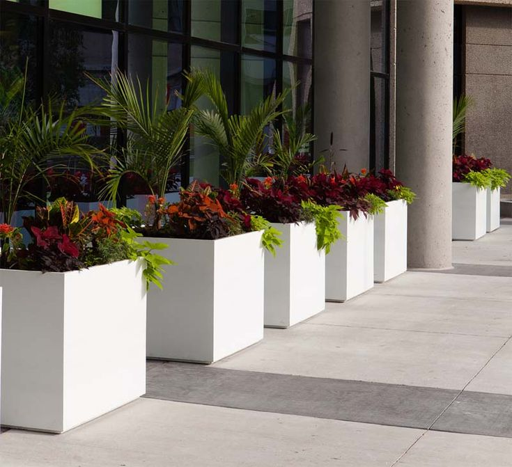 10 Architectural Planters | Design and Sculpture by Adam Christopher