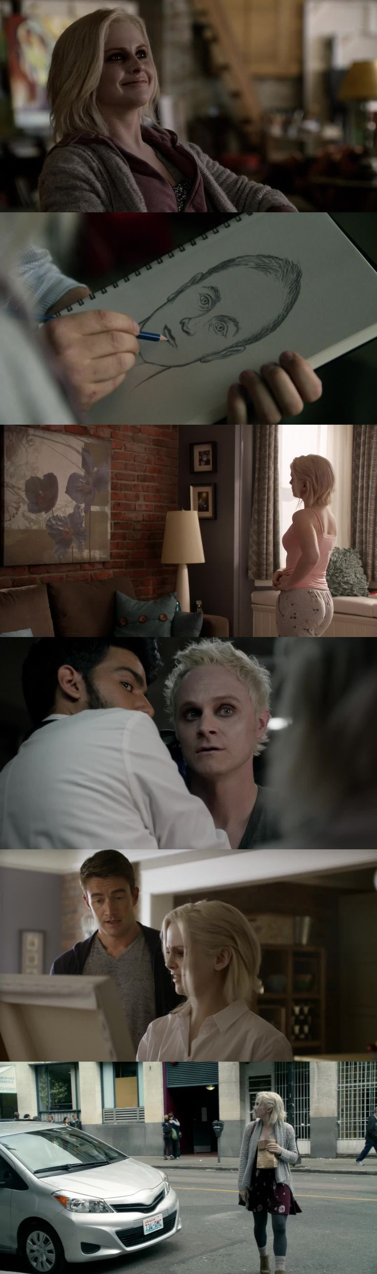Watch iZombie S01E02 - Brother, Can You Spare A Brain? online | TVShow Time