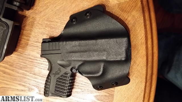 ARMSLIST - For Sale: Springfield XDS SharkTac Kydex Holster