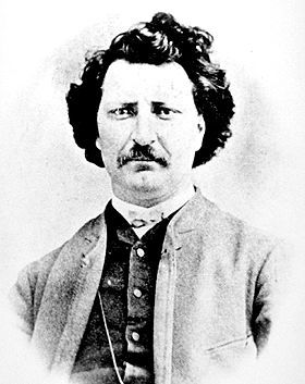 Louis Riel Hanged  Nov 16, 1885 - Louis Riel was hanged for treason at the Regina jail. He had been convicted after a trial held in Regina from July 28 to August 1. Macdonald's refusal to grant leniency made Riel a symbol of English-Canadian oppression.