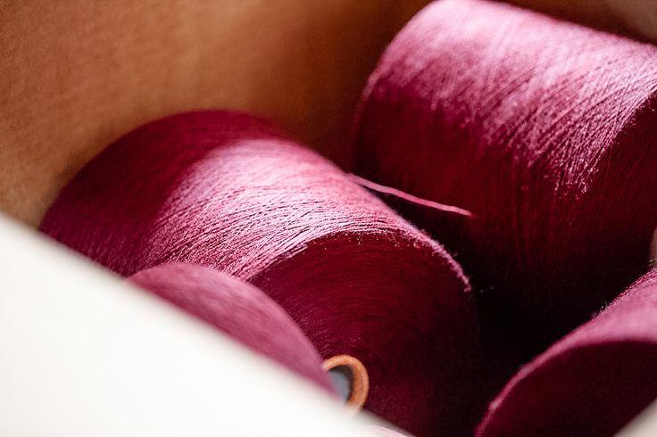 It all has to start somewhere | McKernan Woollen Mills | Handmade scarves | Made in Ireland | Irish Design | Weaving | Knitting Mens & Womens Accessories