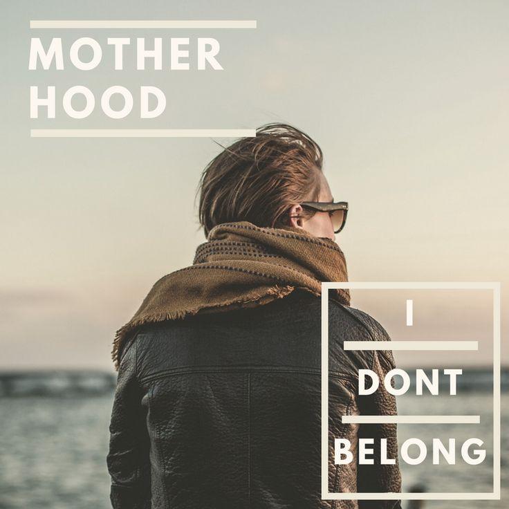 Motherhood: I Don't Belong   Mummy Mama Mum  MummyMamaMum  https://www.instagram.com/p/BR8_CctBQEa/
