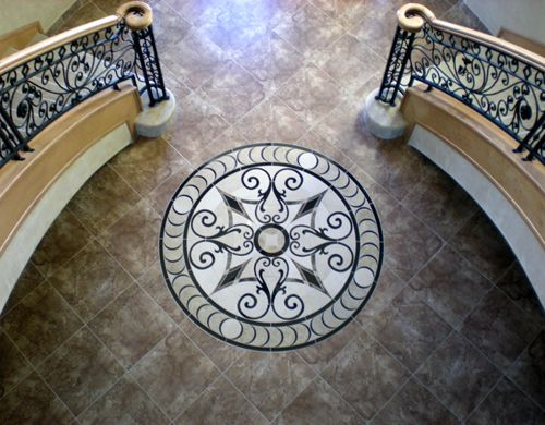 17 Best Images About Waterjet Tiles On Pinterest San