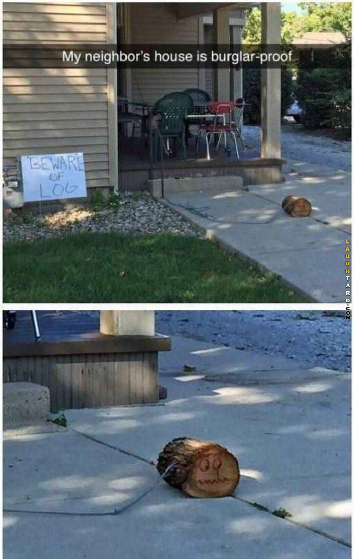 Beware of dog