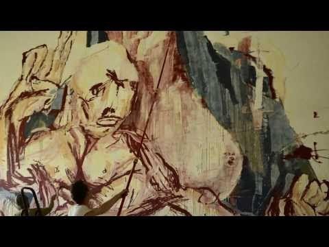 Borondo x Cane Morto New Mural In Bologna, Italy | StreetArtNews