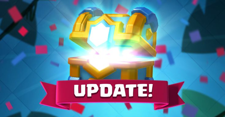 Update: More Eventfulness, More Epicness! | Clash Royale