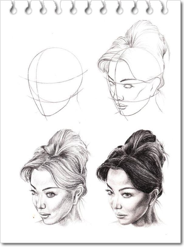 25 anatomia Estudo Desenhos por Veri Apriyatno - Tutorial para Iniciantes 4
