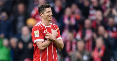 Manchester United chase Bayern Munich striker Robert Lewandowski and more transfer rumours: * Manchester United chase Bayern Munich striker…