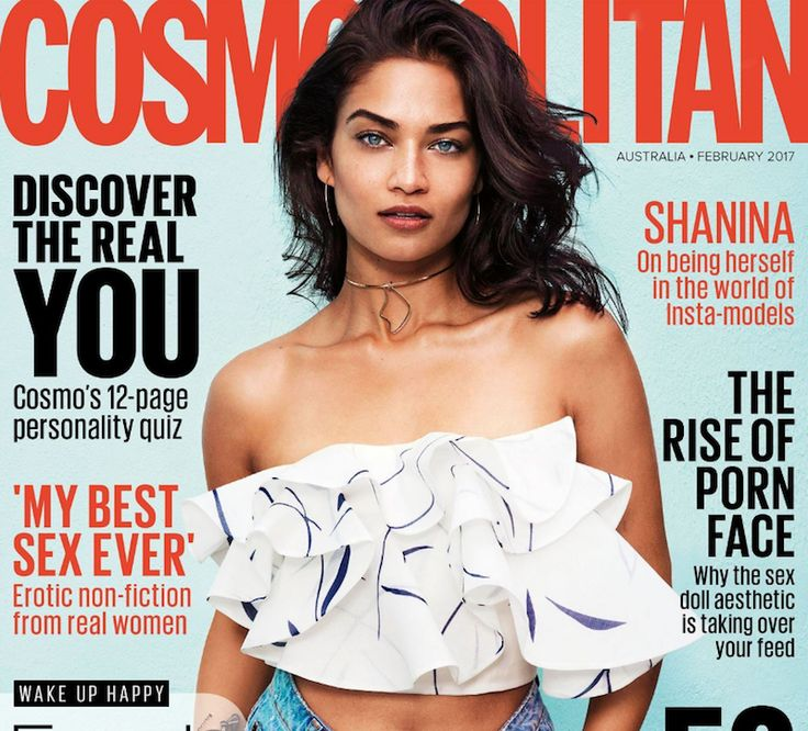 IN THE PRESS: Cosmopolitan February 2017 | Intimo Lingerie