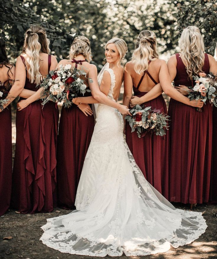 I Love This Bridal Party Photo Idea Www Agaveofsedona Viewvenue