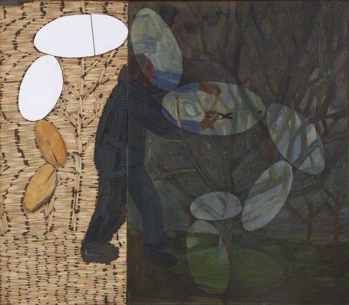 Bukta Imre (match stick painting) agricultural art