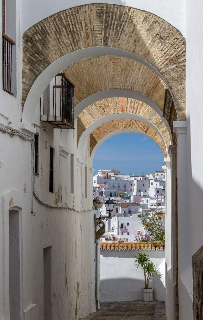 Vejer de la Frontera (Cádiz).