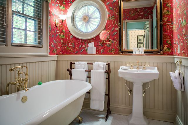 The Most Amazing Hotel Bathrooms in the US: Barnsley Resort in Adairsville, Georgia