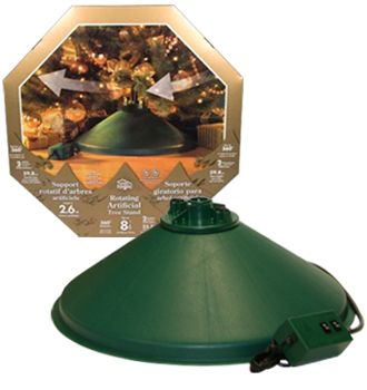 EZ Rotating Christmas Tree Stand