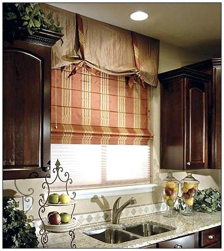 Inspirational Blinds for Kitchen Windows Ideas