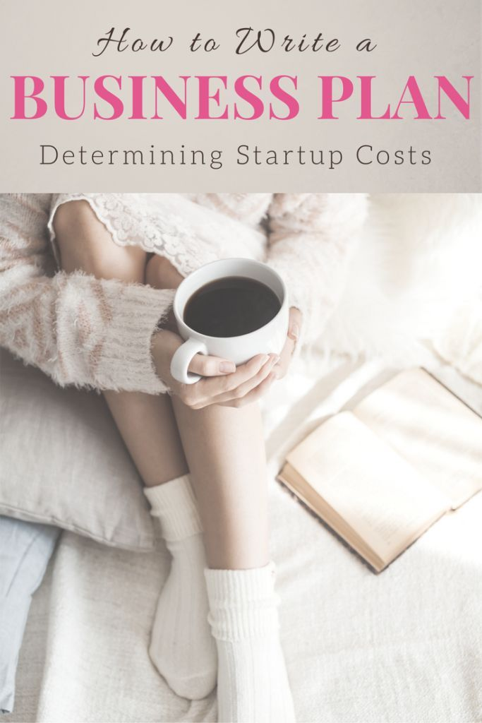 How to Write a Business Plan: Startup Costs   How to Start a