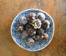 Cacao Balls (nut free)