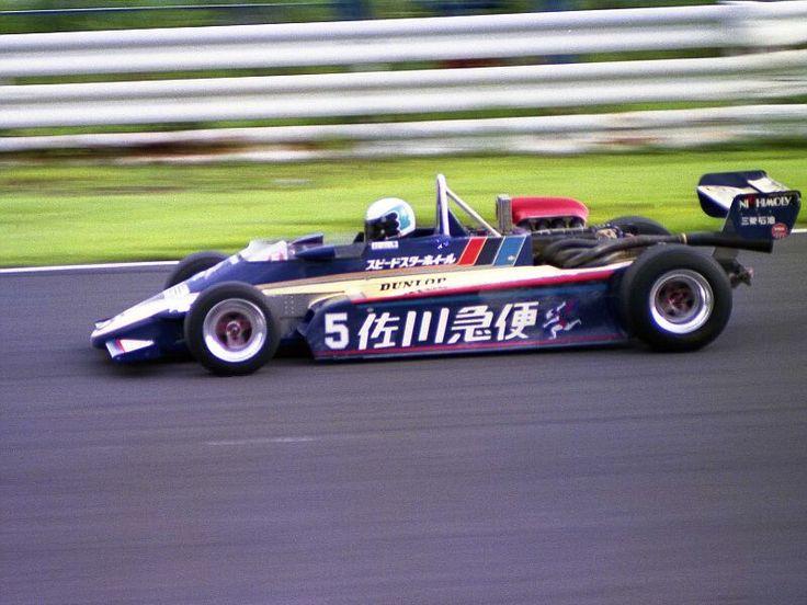 Naohiro Fujita - March 832 BMW / Ogawa - Speed Star Wheel Racing Team - I R.R.C. Fuji F2 Champions Race - 1983 Japanese F2 Championship, Round 6