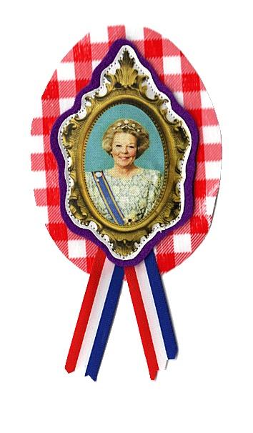 Queen of Holland, www.plof.nl - copyright anouk corstiaensen 2007