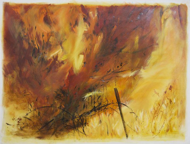 Elements –  Oil on canvas PLATFORMstore