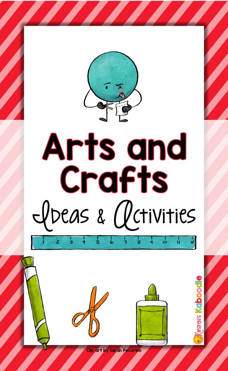 313 best Arts and Crafts Ideas and Activities images on Pinterest