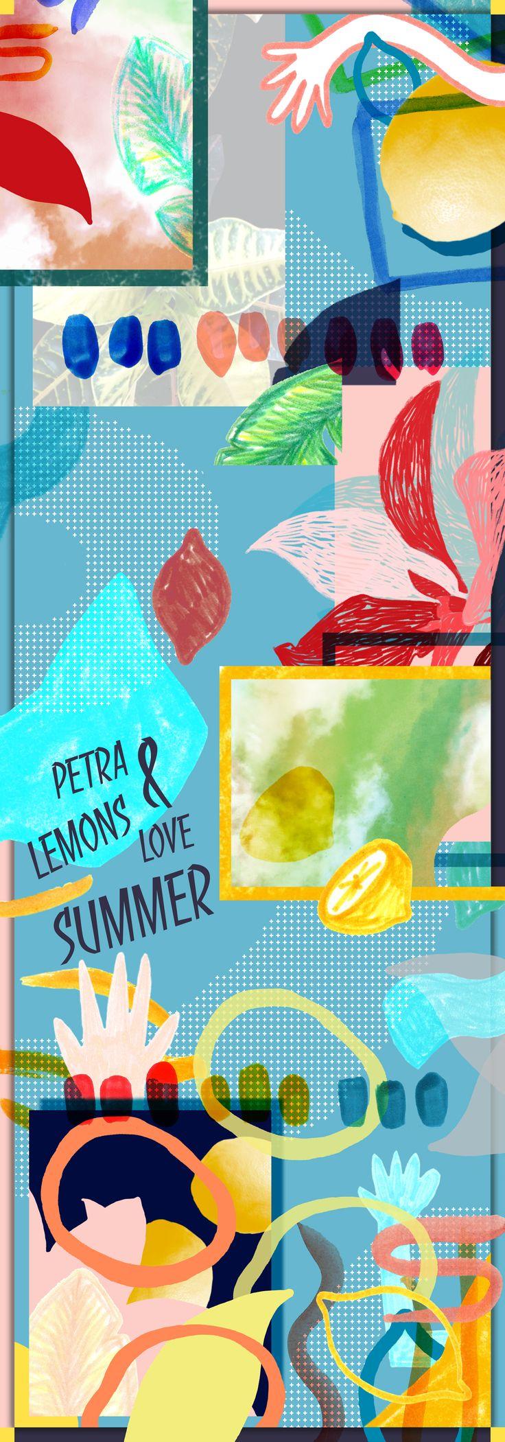 """""""Petra & Lemons love summer"""""""