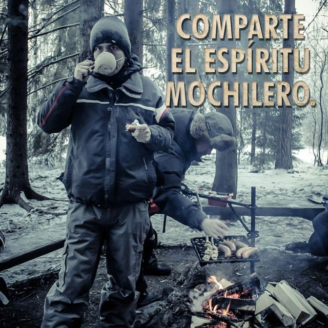 http://mochileros.org/tv #finland #suomi #fogata #bushcraft #travelquotes #viajes #mochileros