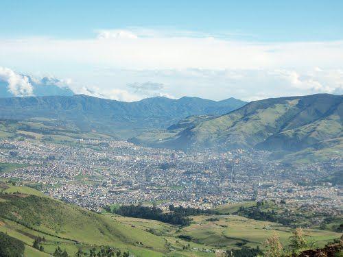 VISTA ciudad de Pasto