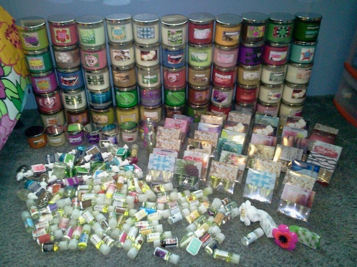 This #FragranceFan loves our candles and home fragrance oils! <3