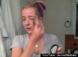 19 Best Drunk Makeup Images On Pinterest Make Up