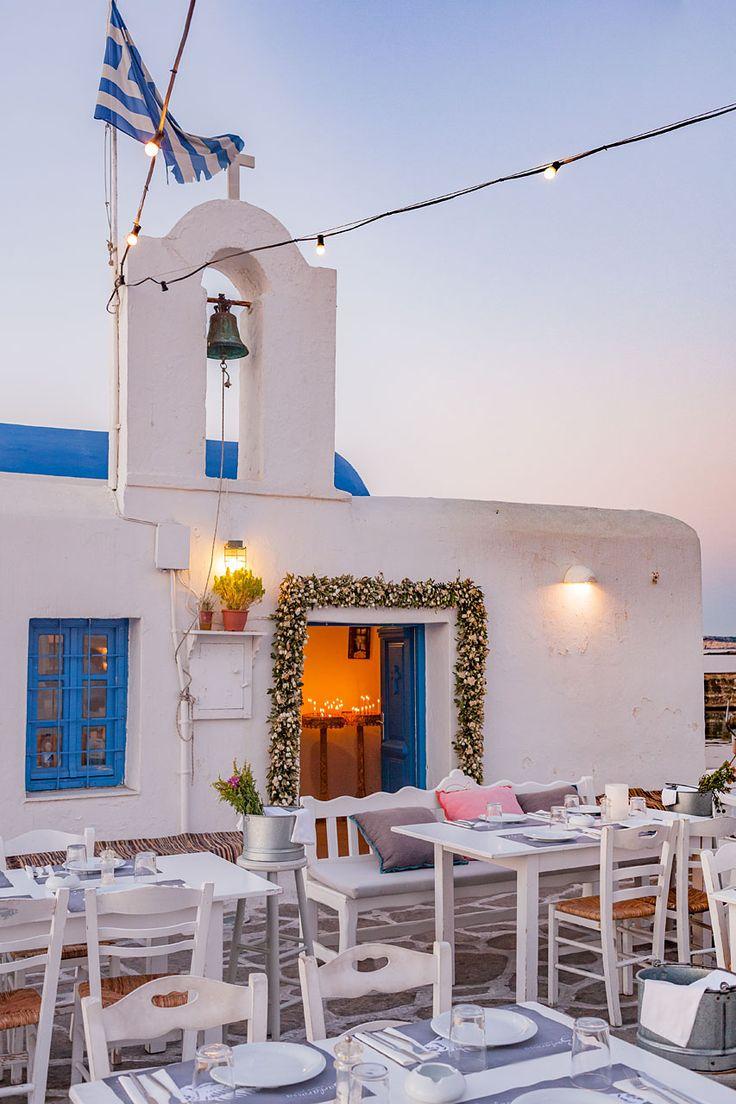 Naoussa,Paros Island, Greece