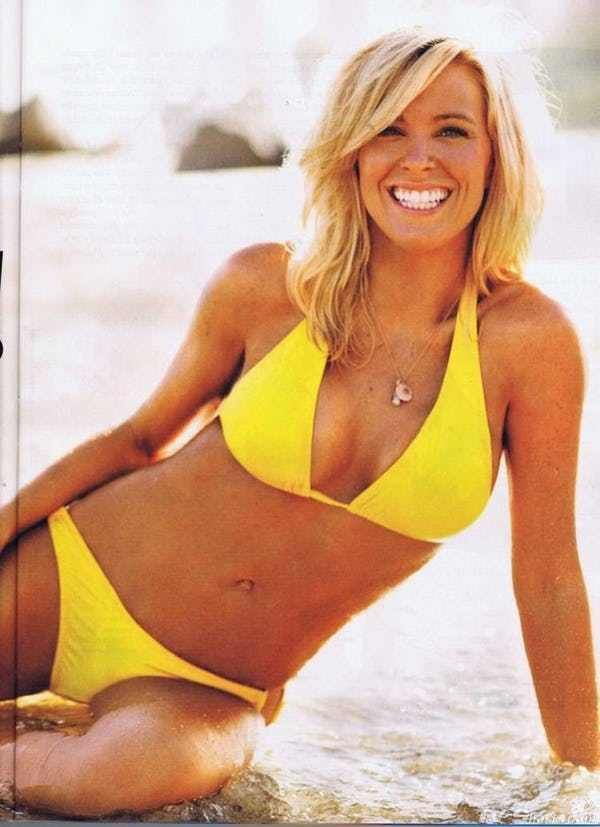 Kate Gosselin in sunny beach t... is listed (or ranked) 2 on the list Kate Gosselin Bikini Pictures