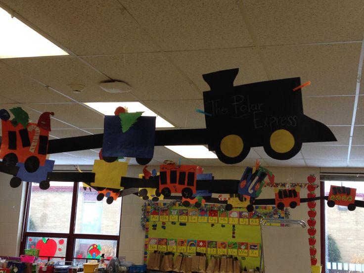 Classroom Train Decor ~ Curated polar express ideas by jtsalazar conductors