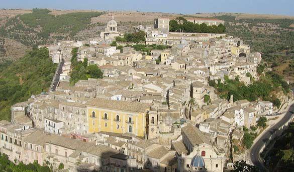Autotour La Sicile Baroque 3*